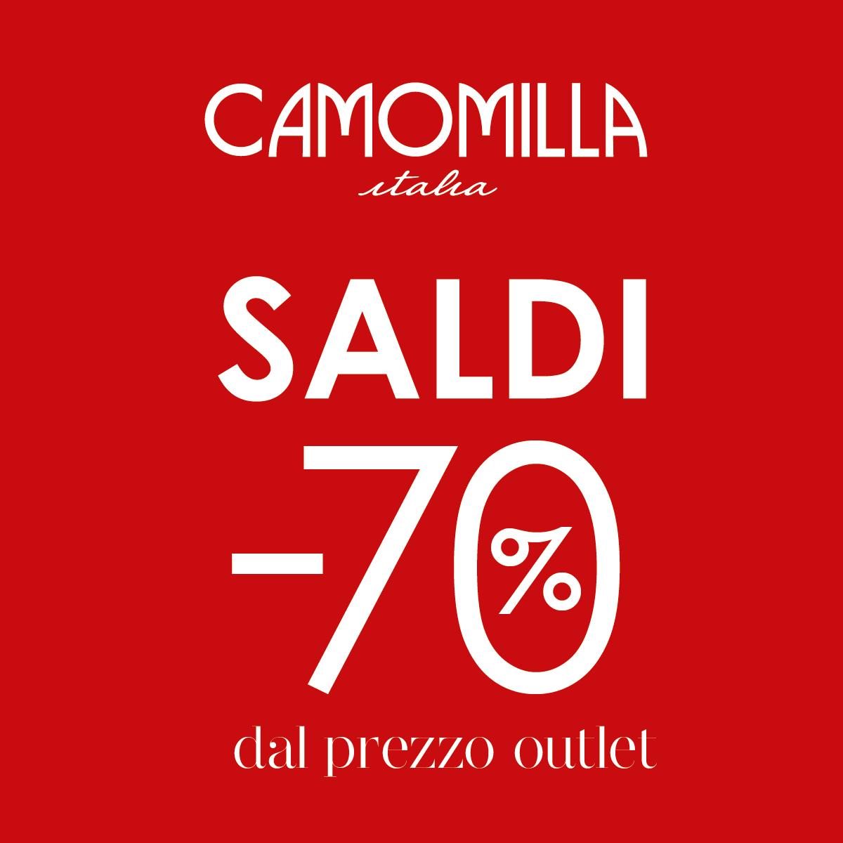 Camomilla italia